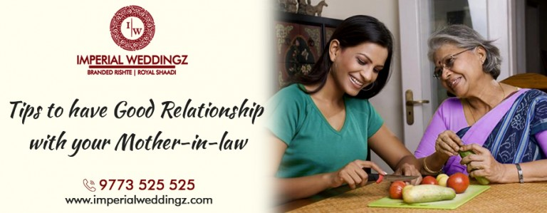 Tips to have Good Relationship with your Mother-in-law